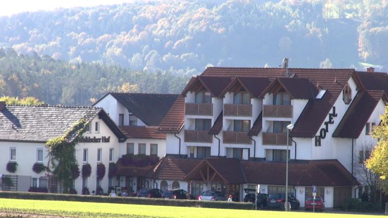 Hotel Fränkischer Hof Front